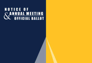 Look for Your Board of Directors Election Ballot