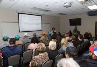 All-Employee Meeting Promotes Service Excellence for Membership