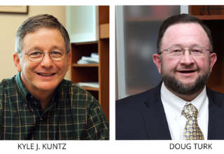 Kuntz Retires After Serving Members for 37 Years; Turk Named Successor