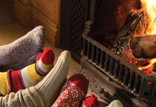 Alterations Make Your Fireplace More Efficient