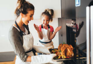 Set the Table for Holiday Cooking Safety