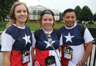 Sam Houston EC To Sponsor Students on Trip to DC