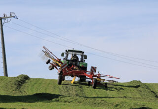 Farmers Urged To Look Up During Harvest Season