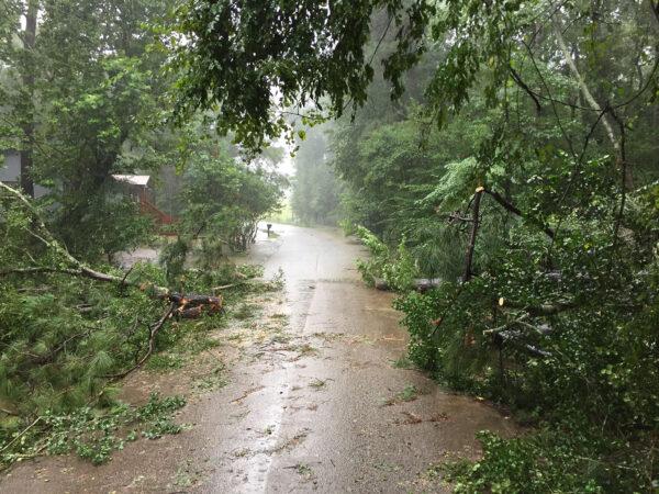 Hurricane Harvey Update: Sunday, August 27, 4 p.m.