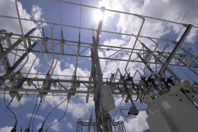 Underground Power Lines