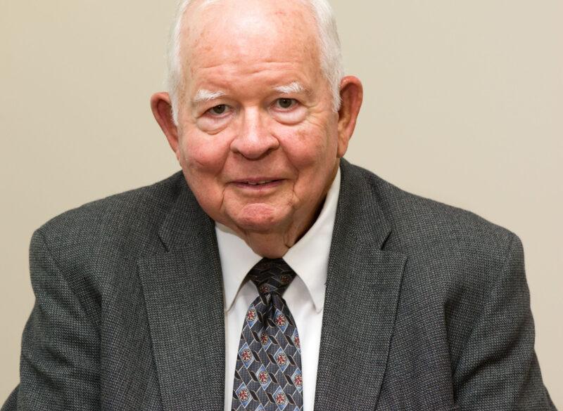 Thomson Recognized for 20 Years as Sam Houston EC Board President
