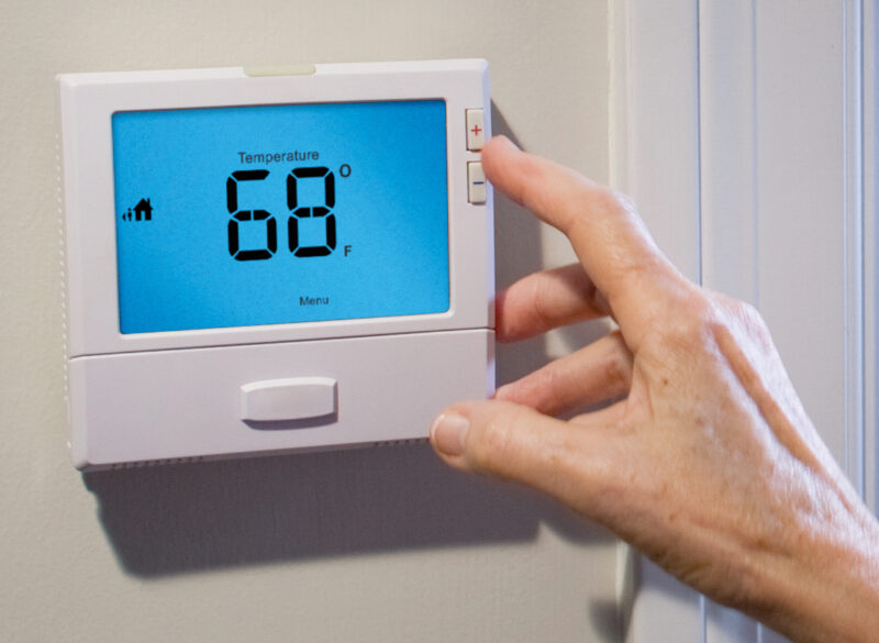 Lower Electric Bills with Energy Efficiency During Frigid Weather
