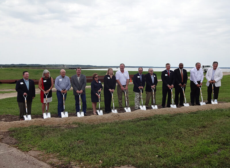 ETEC Breaks Ground at R.C. Thomas Hydroelectric Project