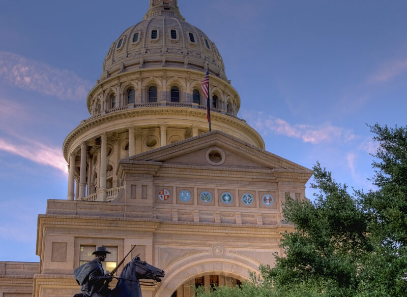 Cooperative Leaders Visit Legislators in Austin