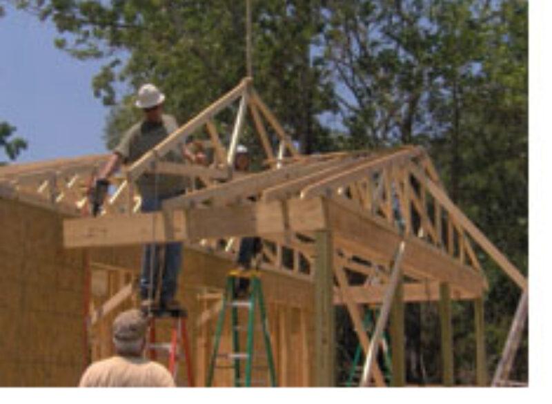 Sam Houston EC Helps San Jacinto Habitat for Humanity