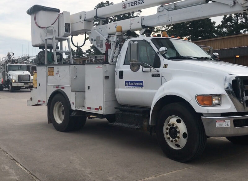 Sam Houston Electric Cooperative Prepares for Hurricane Harvey