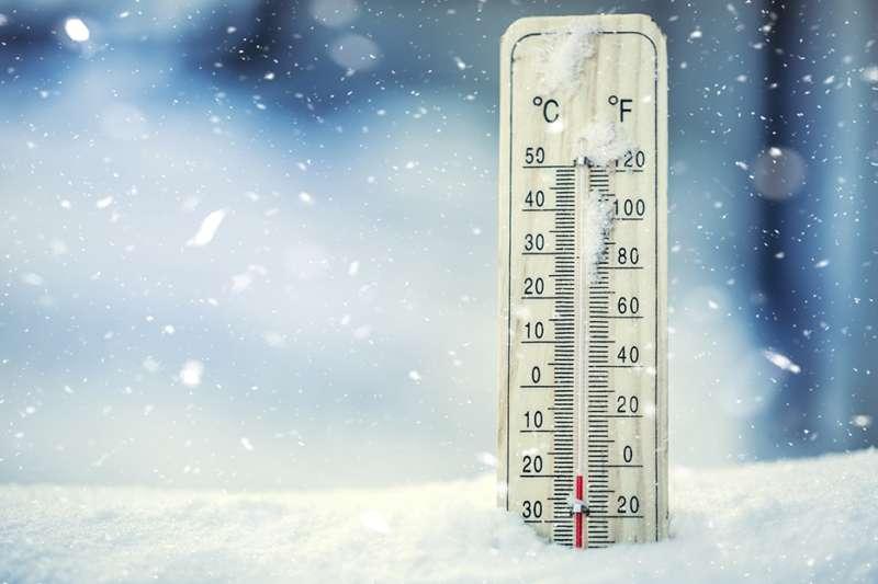 Energy Consumption Peaks in Winter