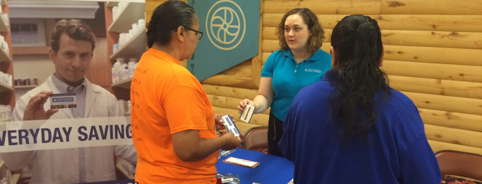Alabama-Coushatta Tribe of Texas Health Fair