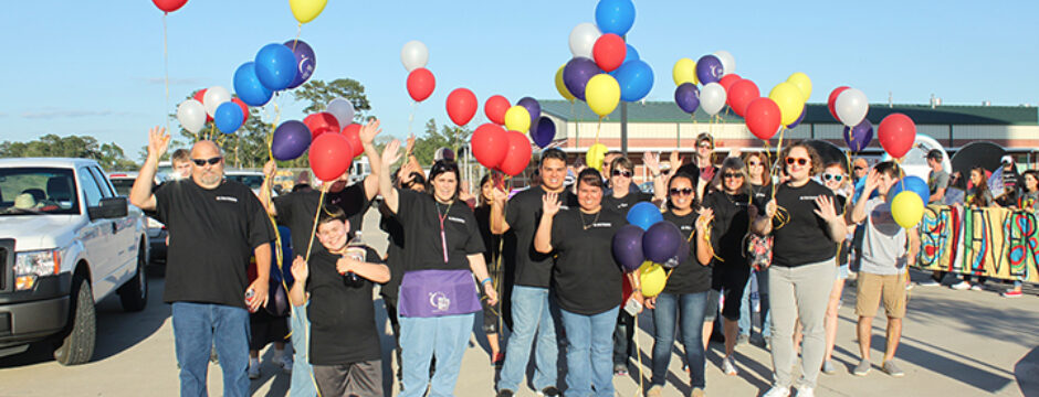 Sam Houston EC Relay for Life Team Raises Nearly $7,400