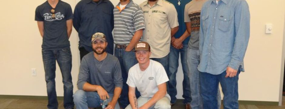 Lamar Institute of Technology Students Visit Livingston Office