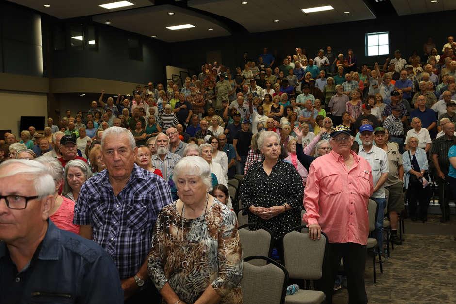 1,000 Members Attend 2019 Annual Meeting