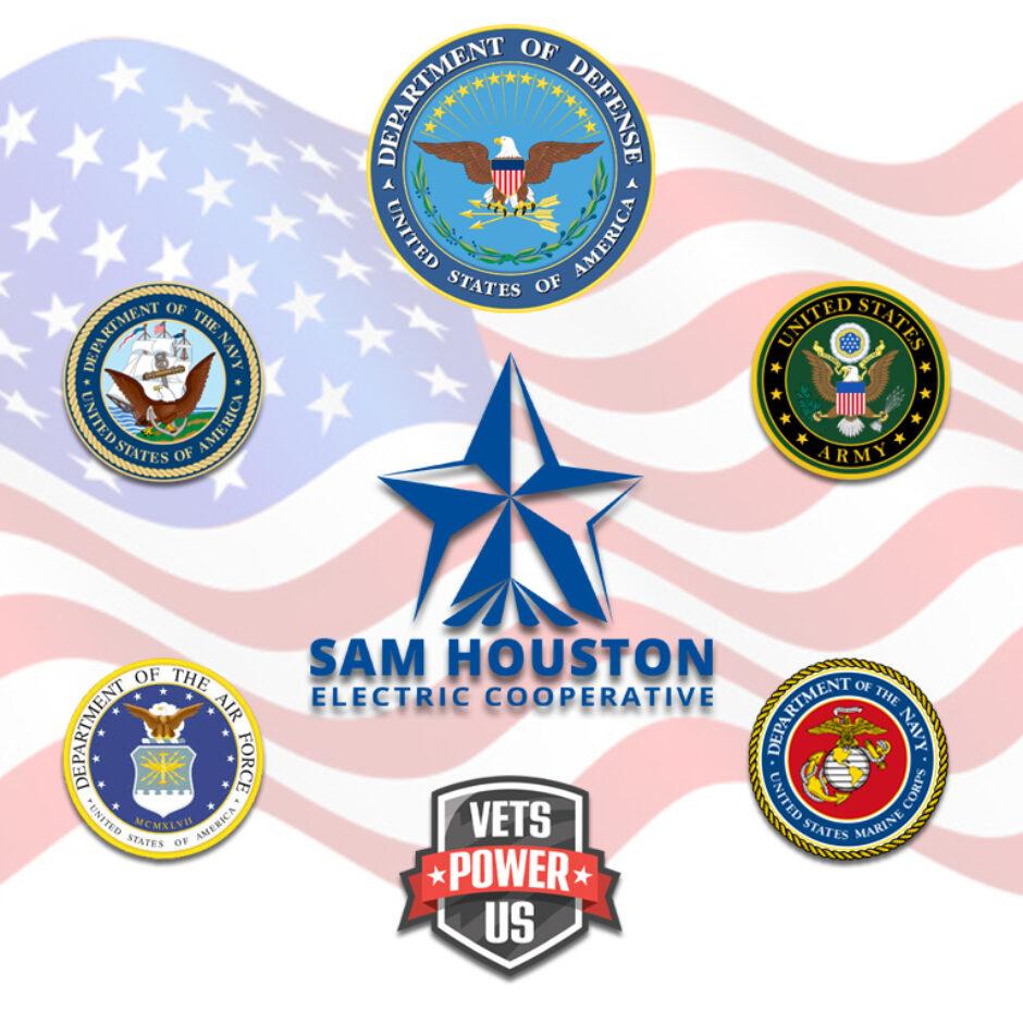 Veterans Power Us