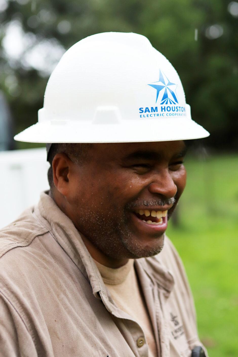 Sam Houston EC Mourns Line Technician Yancy Williams