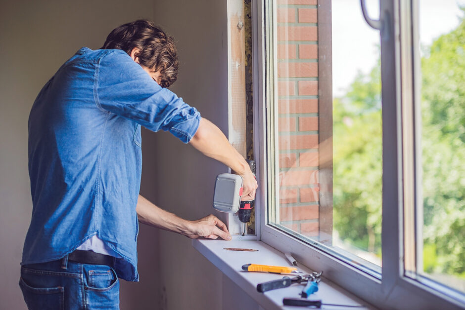 Affordable Strategies for Drafty, Inefficient Windows