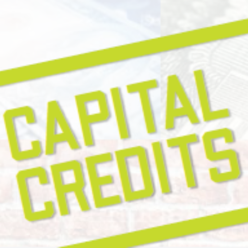 $3 Million in Capital Credits on September Bills
