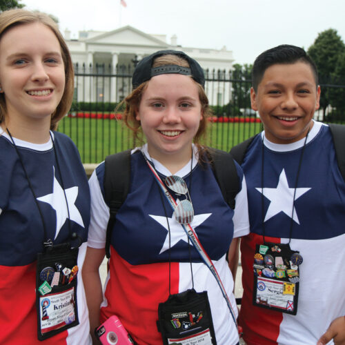 Sam Houston EC To Sponsor Students on Trip to DC
